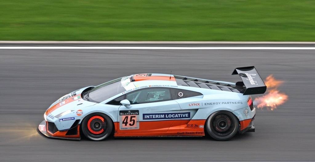 Khaled signs up for his Dubai 24hr debut with Lamborghini Gulf Racing Middle East squad