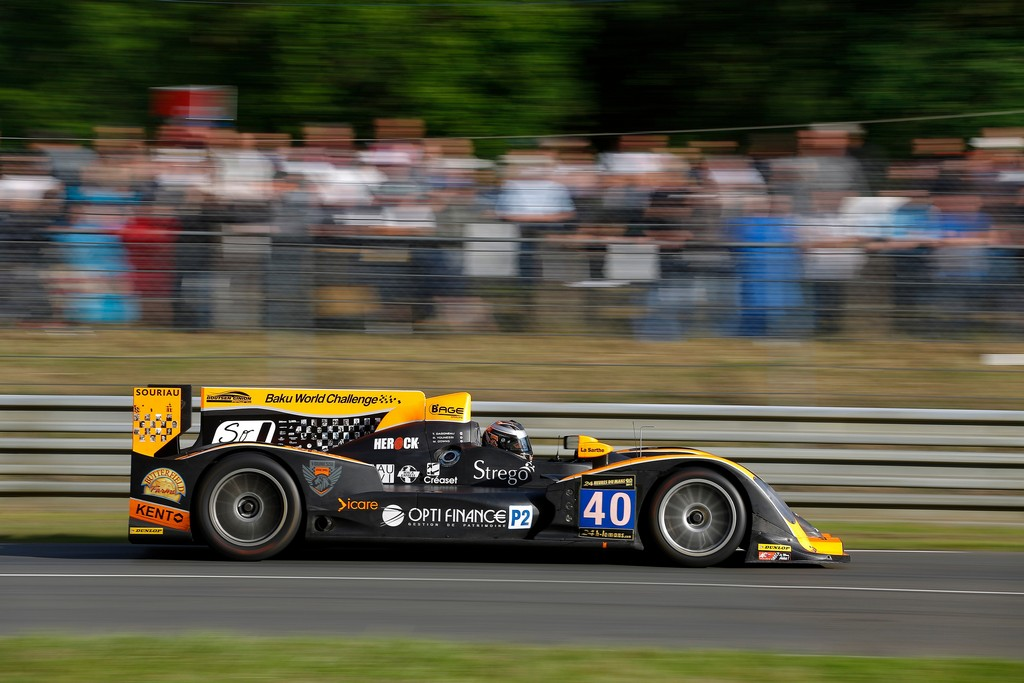 Khaled gears up for his Hungaroring debut in European Le Mans Series