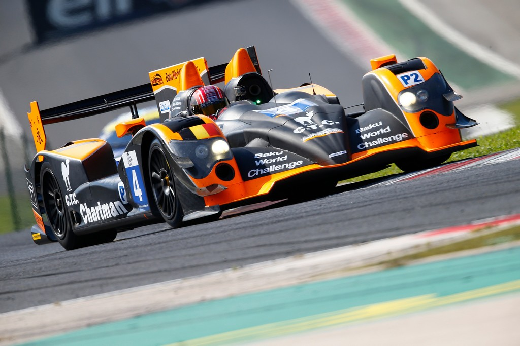 MOTORSPORT - 3 HOURS OF HUNGARORING ELMS 2013