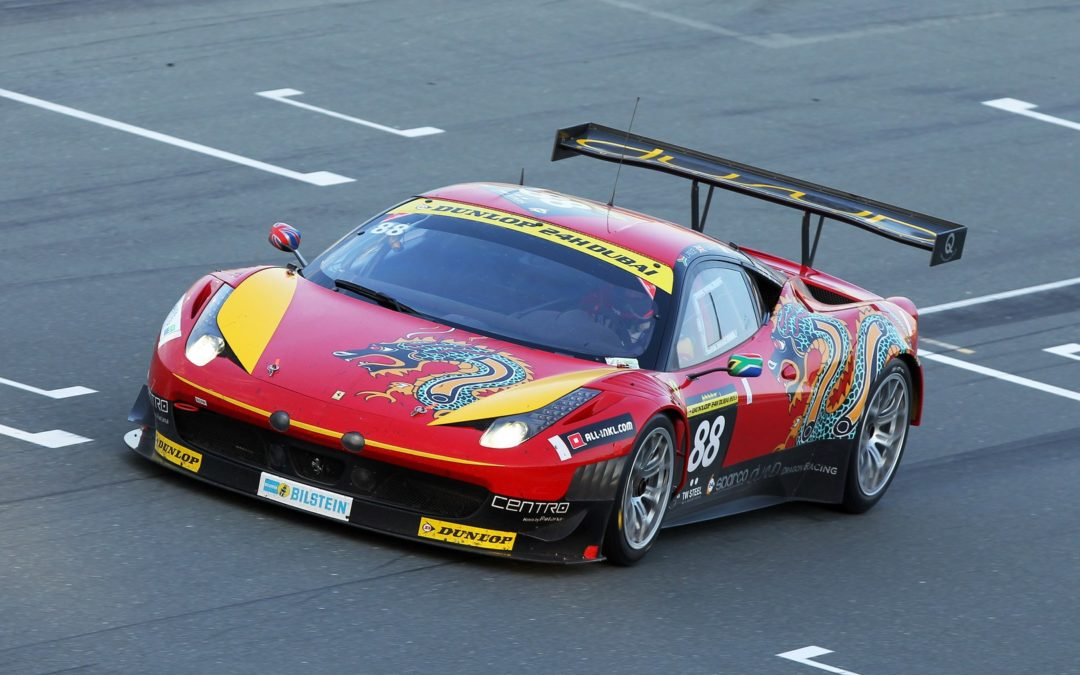 Khaled confirms Dubai 24hr entry with Dragon Racing Ferrari 458 GT3