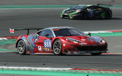 Competitive performance for Kuwait star in his toughest Dubai 24 hrs