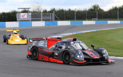 Khaled debuts in LMP3 Cup at Donington Park with Nielsen Racing