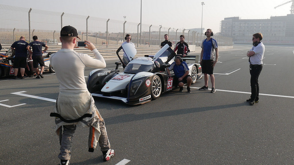 3x3 LMP Prototype Race Dubai 10