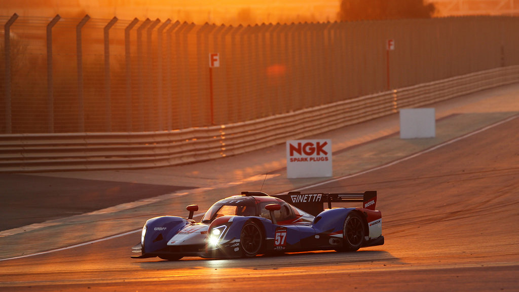 3x3 LMP Prototype Race Dubai 21