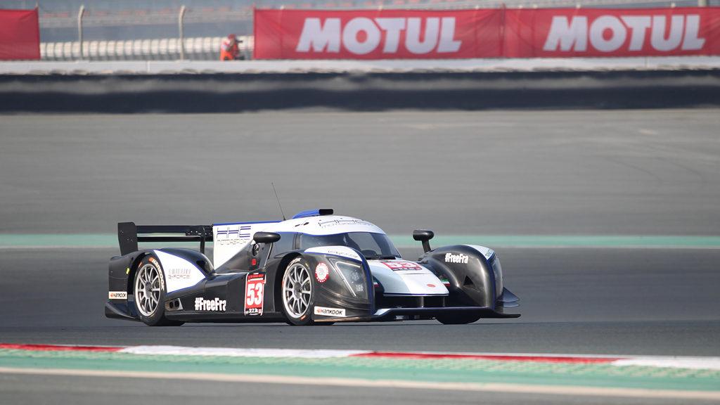 3x3 LMP Prototype Race Dubai 23