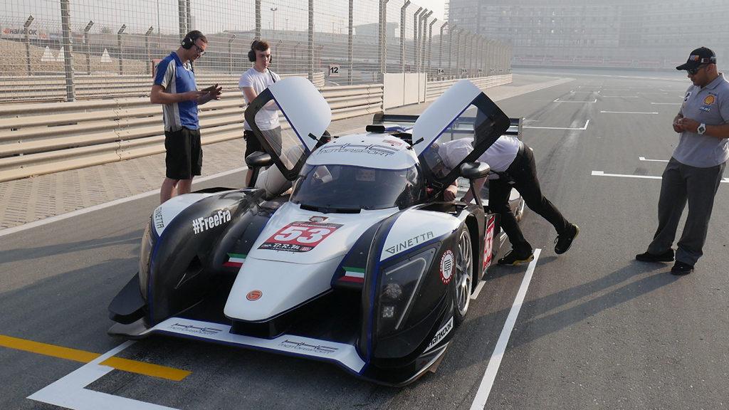 3x3 LMP Prototype Race Dubai 3