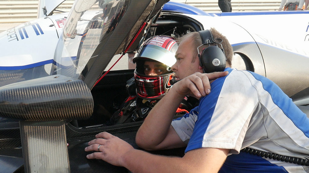 3x3 LMP Prototype Race Dubai 5