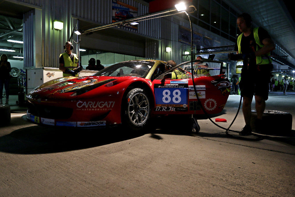 Dubai 24H 2016 Dragon Racing Ferrari458 GT3 70
