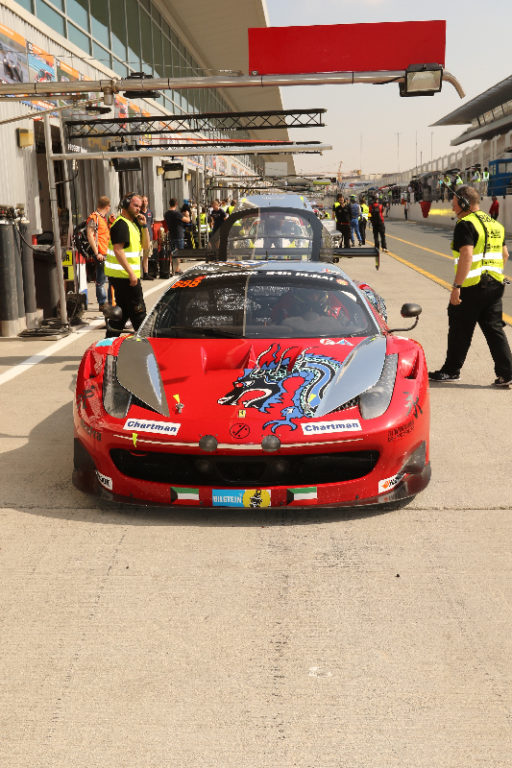 Dubai24hr2016Dragon Racing Ferrari 458 GT3 41