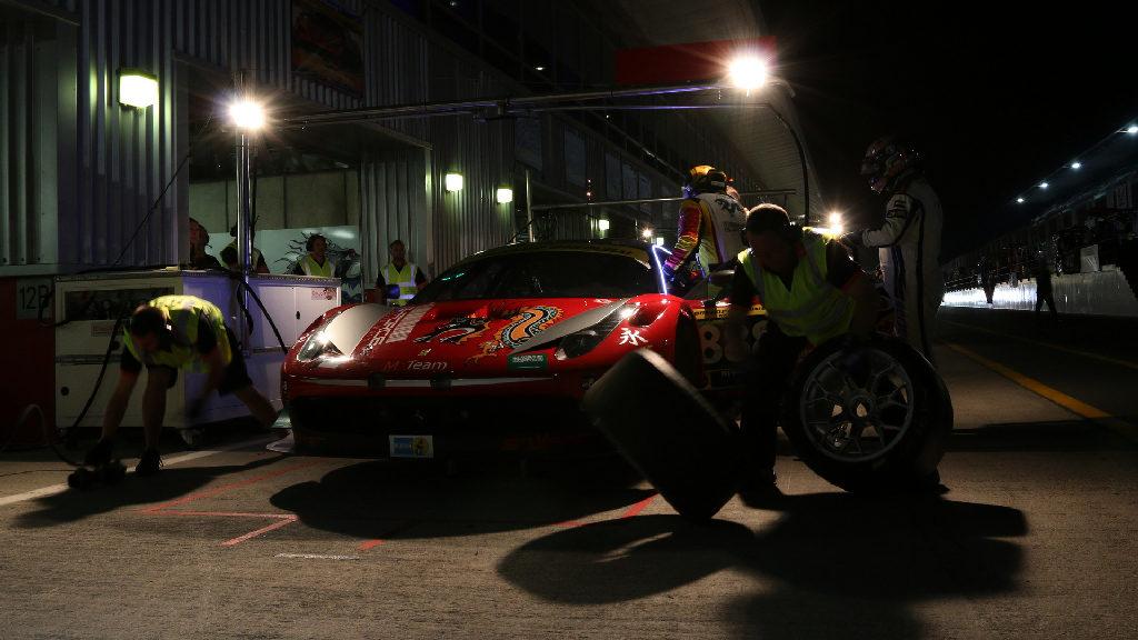 Dubai 24H GT3AM Class Winners 2014 -12