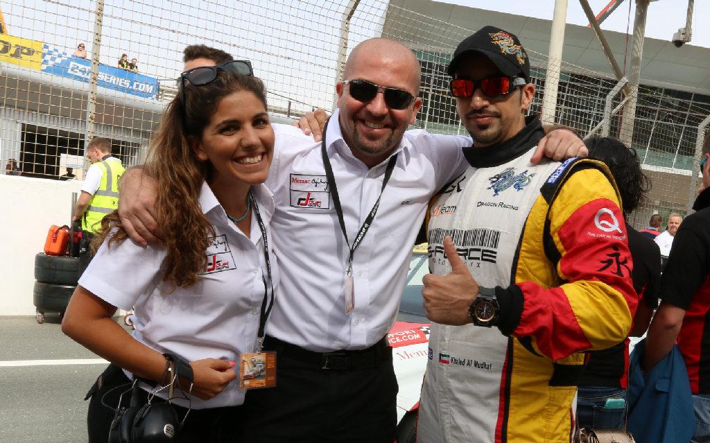 Dubai 24H GT3AM Class Winners 2014 -23