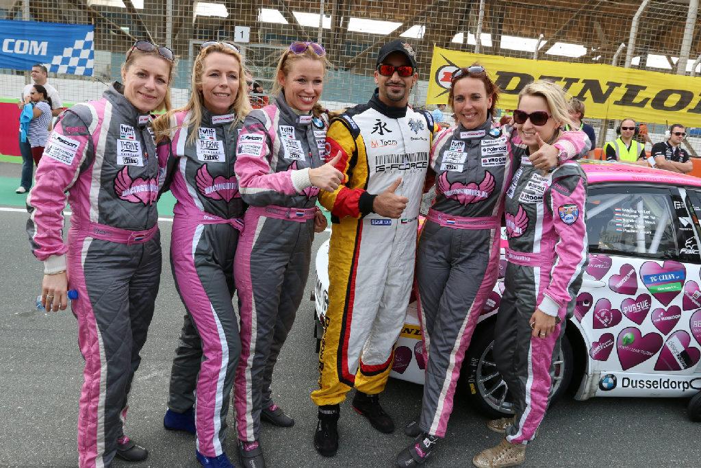 Dubai 24H GT3AM Class Winners 2014 -26