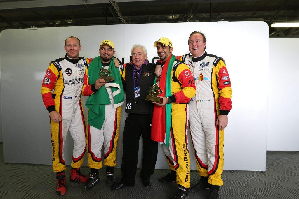 Dubai 24H GT3AM Class Winners 2014 -39