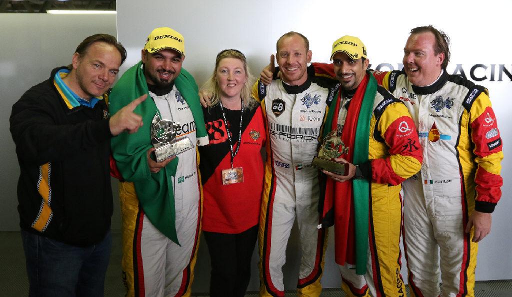 Dubai 24H GT3AM Class Winners 2014 -41