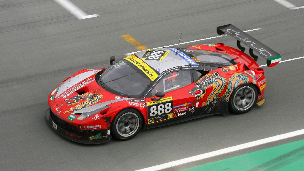 Dubai 24H GT3AM Class Winners 2014 -45