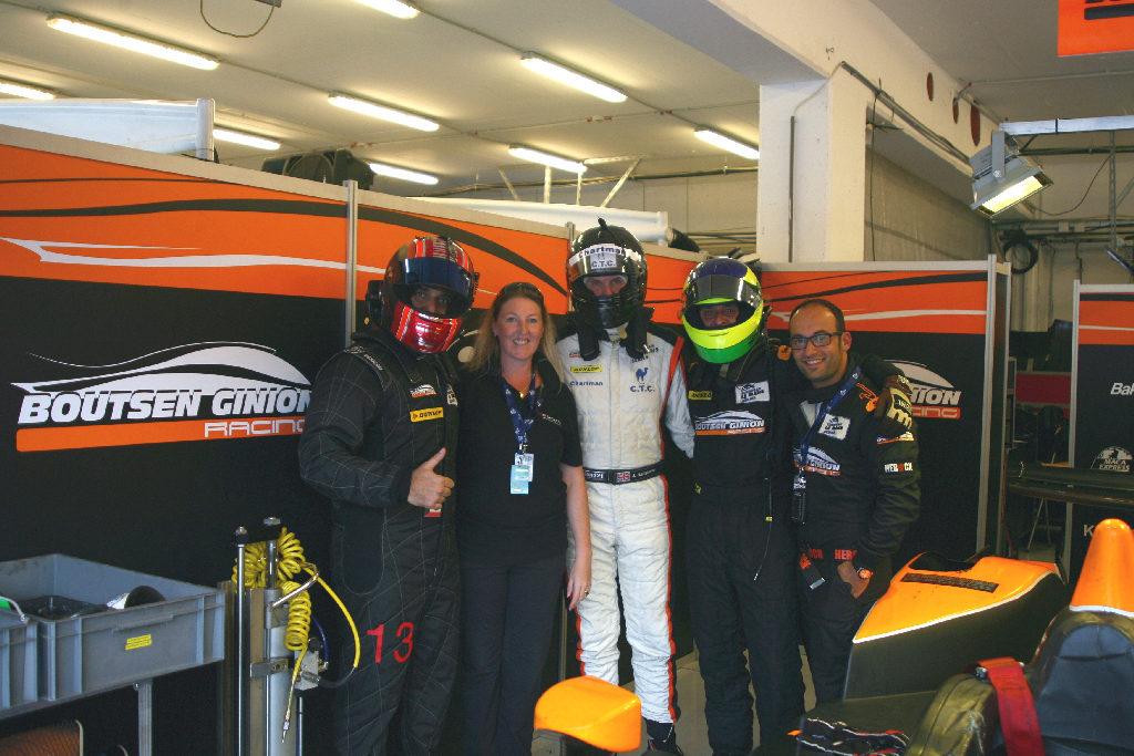 ELMS LMP2 Hungaroring 2013-27