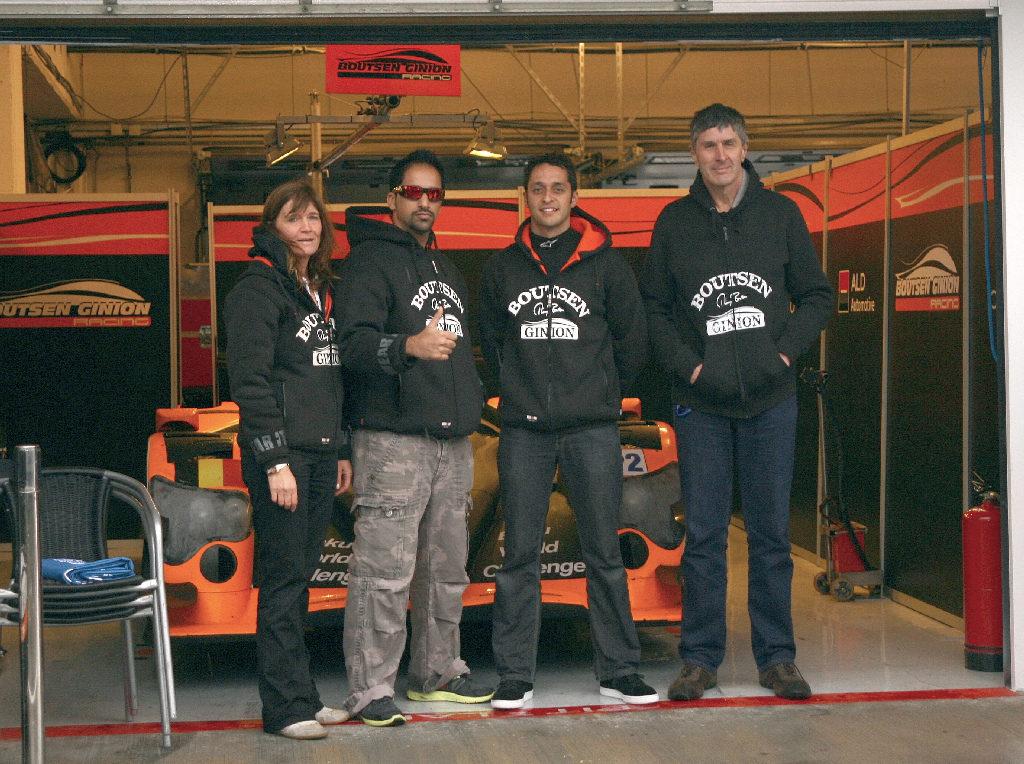 ELMS LMP2 Hungaroring 2013-29