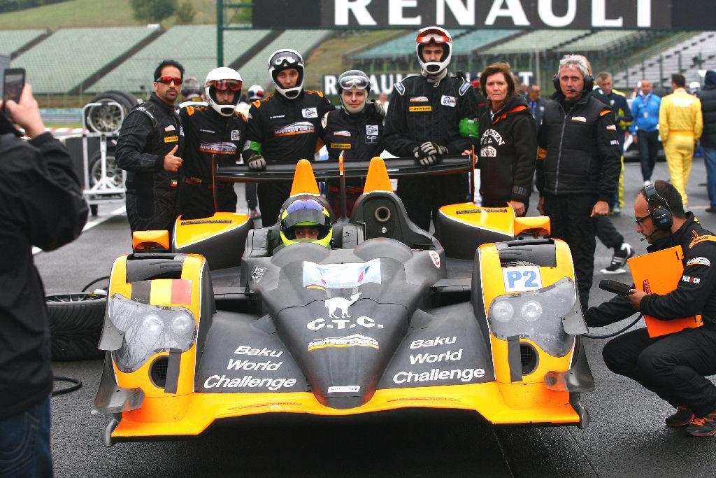 ELMS LMP2 Hungaroring 2013-37