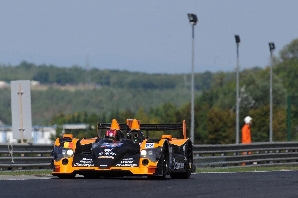 ELMS LMP2 Hungaroring 2013-4