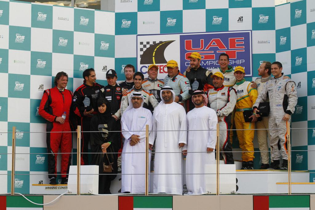 GT Cup UAE -2010-11-12-17