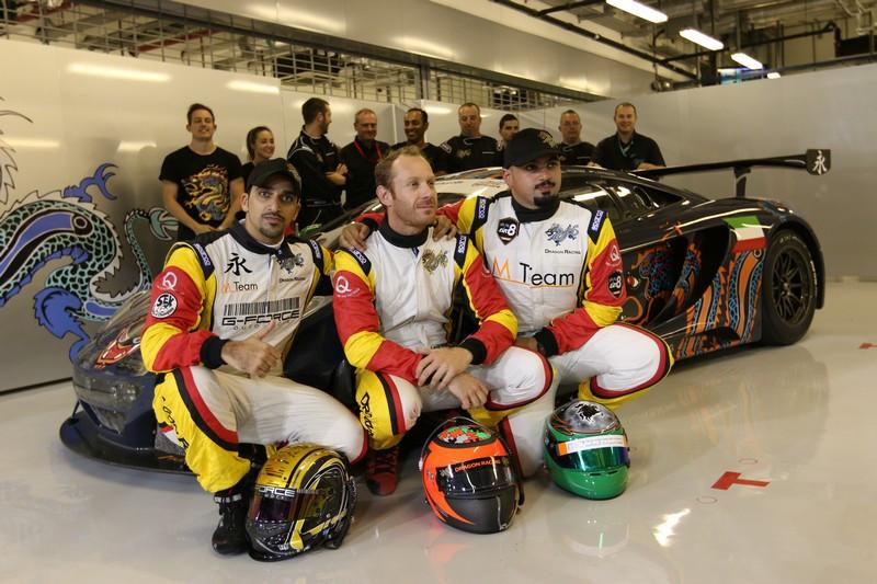 Gulf 12H McLaren GT3 2013-10
