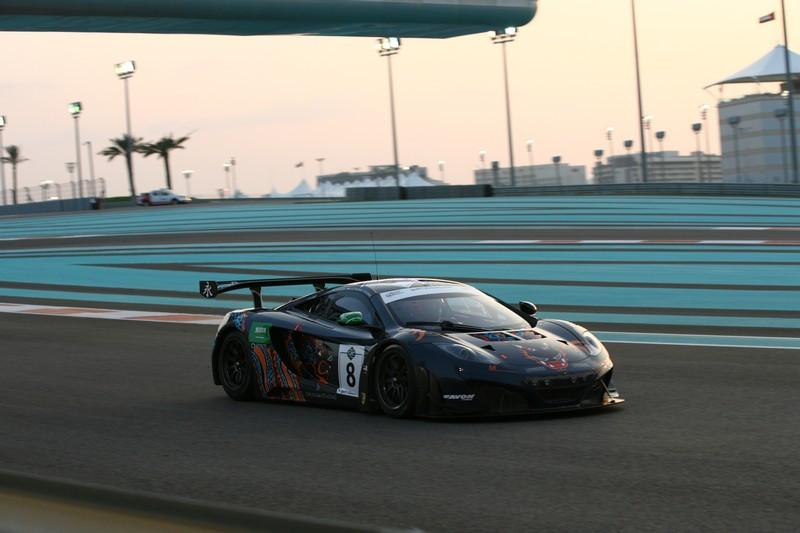 Gulf 12H McLaren GT3 2013-17