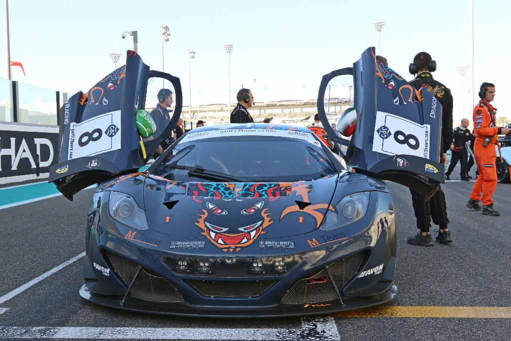 Gulf 12H McLaren GT3 2013-28