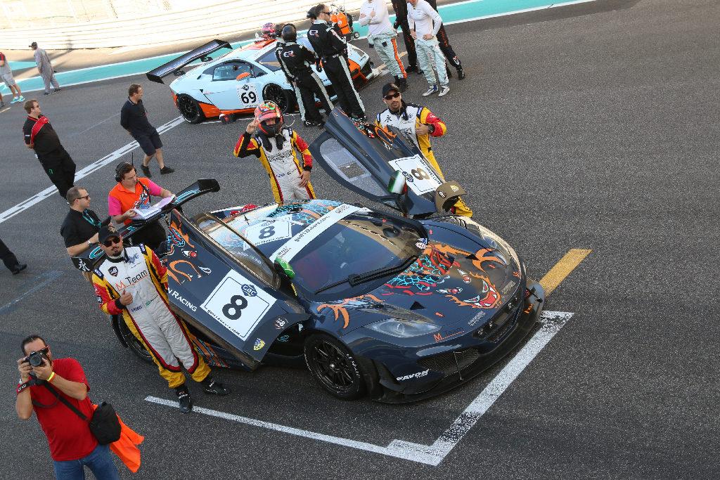 Gulf 12H McLaren GT3 2013-33