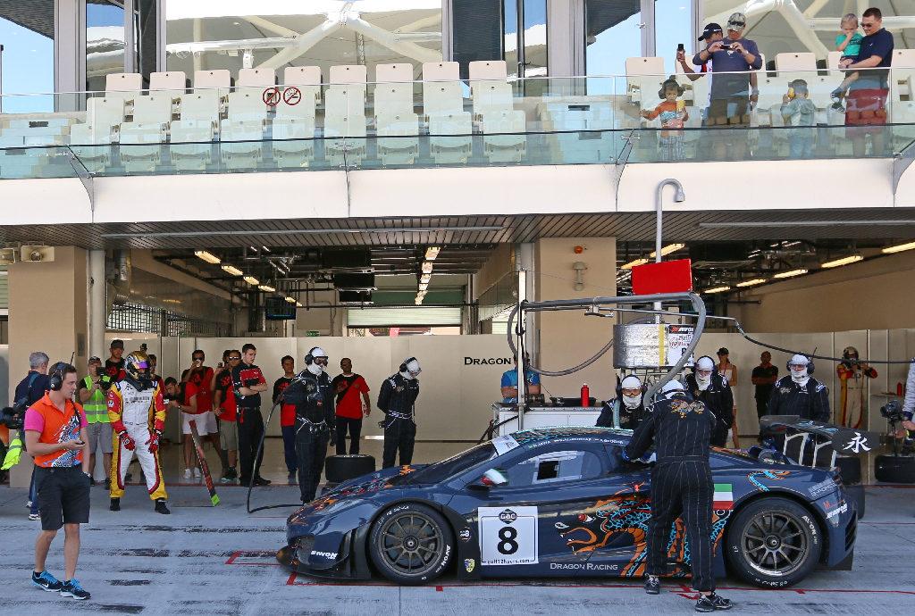Gulf 12H McLaren GT3 2013-37