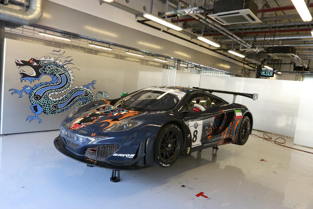 Gulf 12H McLaren GT3 2013-41