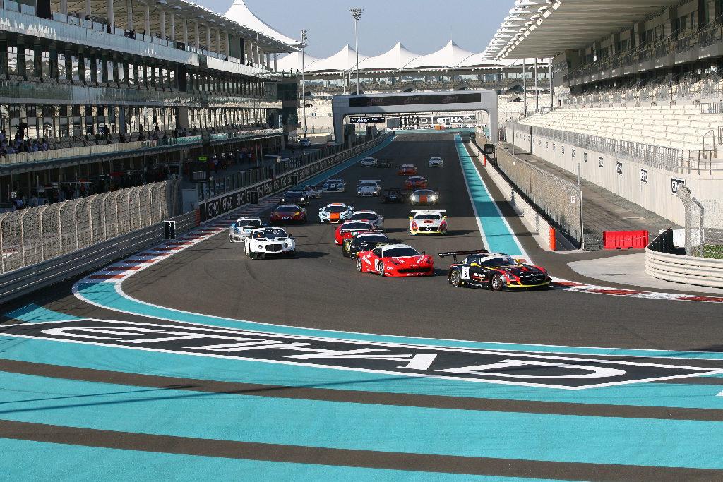 Gulf 12H McLaren GT3 2013-53