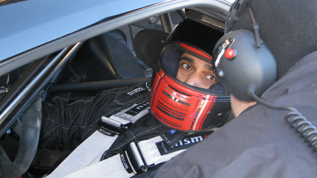 Nissan NISMO GT3 test Portimao 2012-22
