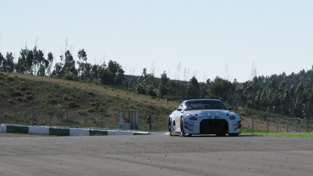Nissan NISMO GT3 test Portimao 2012-27