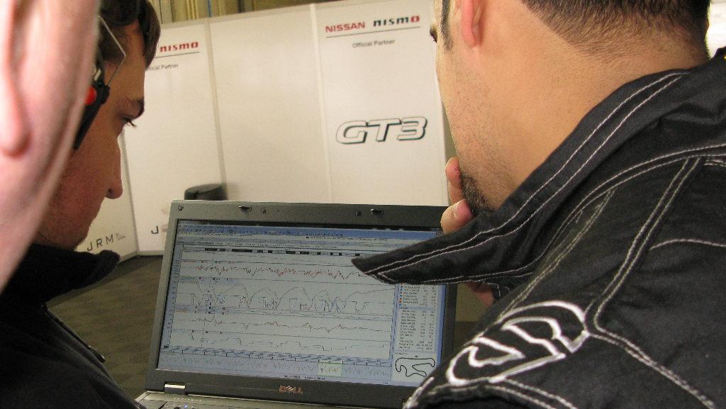 Nissan NISMO GT3 test Portimao 2012-28