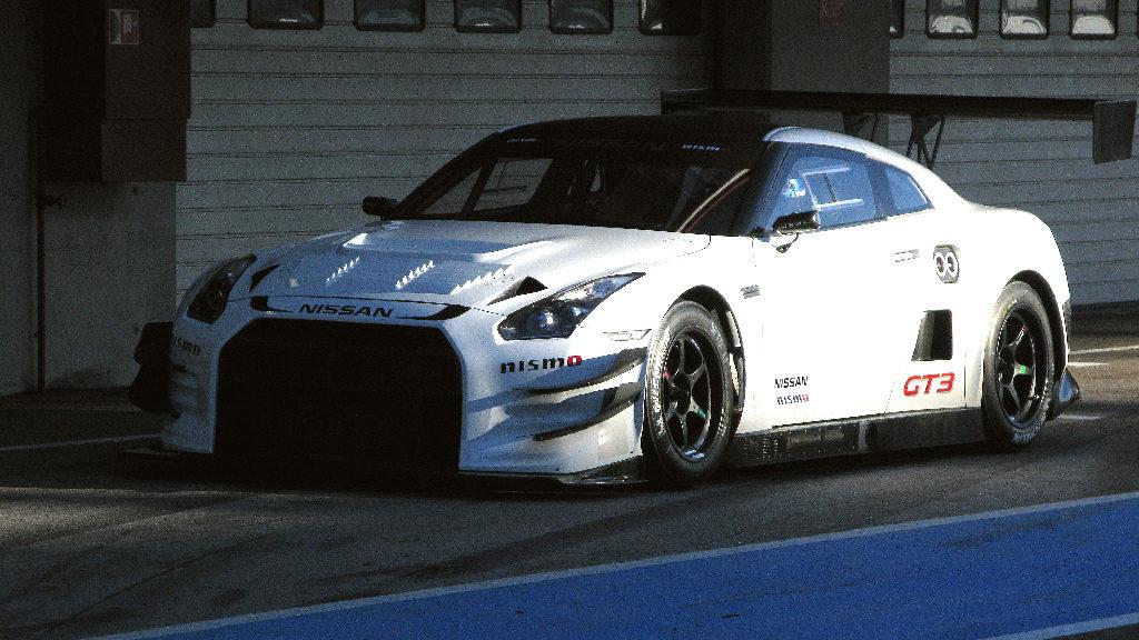 Nissan NISMO GT3 test Portimao 2012-29