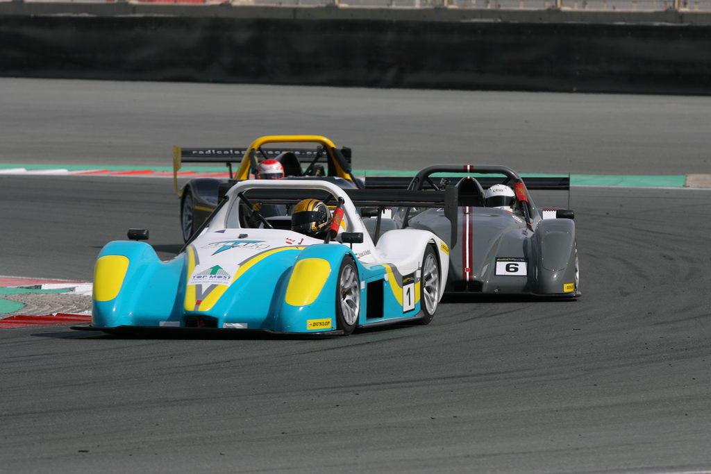 Radical SR3 UAE -2010-11-12-15
