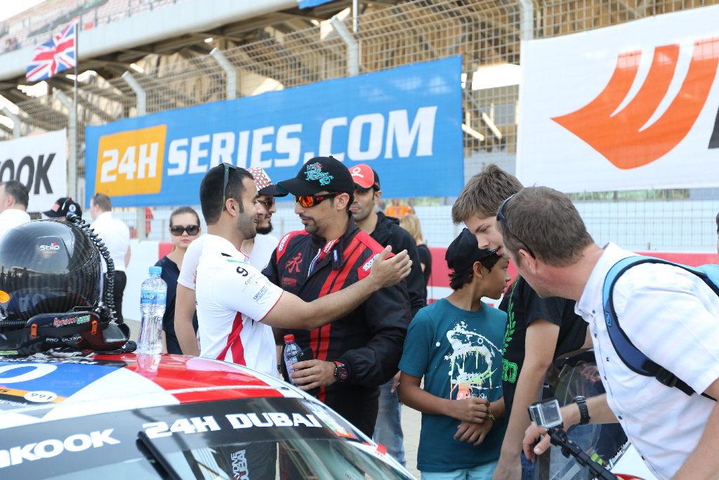 Dubai 24H 2016 Dragon Racing Ferrari458 GT3 15