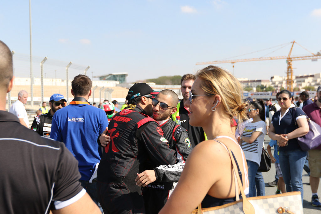 Dubai 24H 2016 Dragon Racing Ferrari458 GT3 17