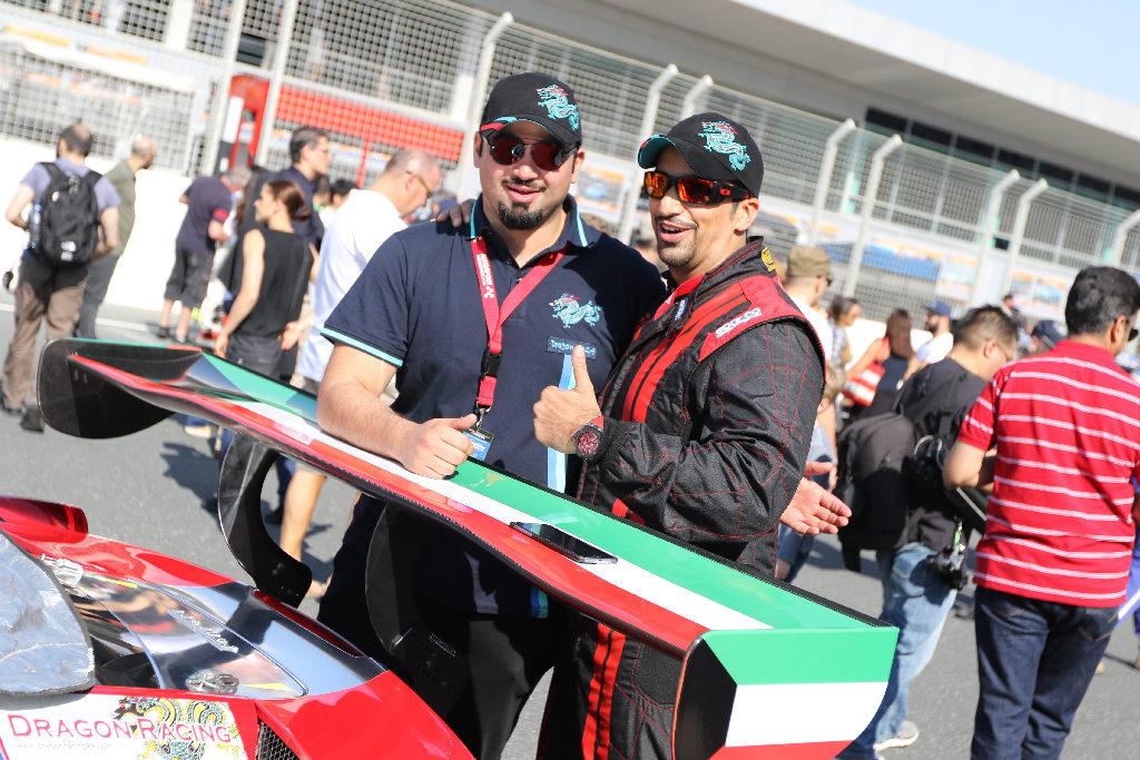 Dubai 24H 2016 Dragon Racing Ferrari458 GT3 20