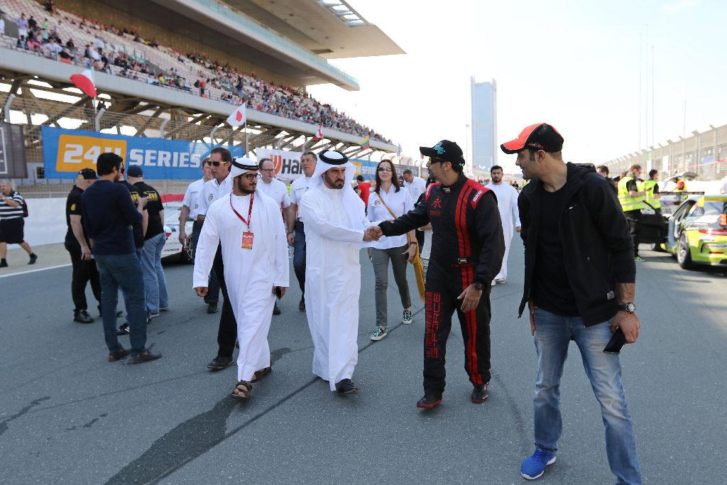 Dubai 24H 2016 Dragon Racing Ferrari458 GT3 30