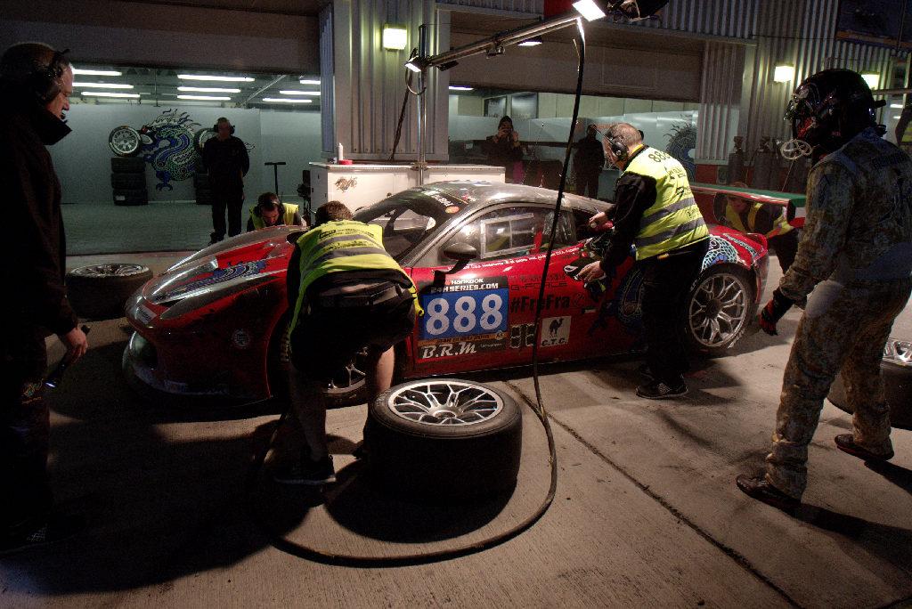 Dubai 24H 2016 Dragon Racing Ferrari458 GT3 39