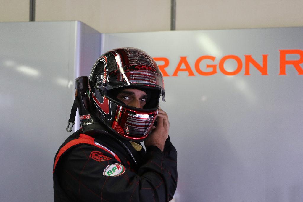 Dubai 24H 2016 Dragon Racing Ferrari458 GT3 61