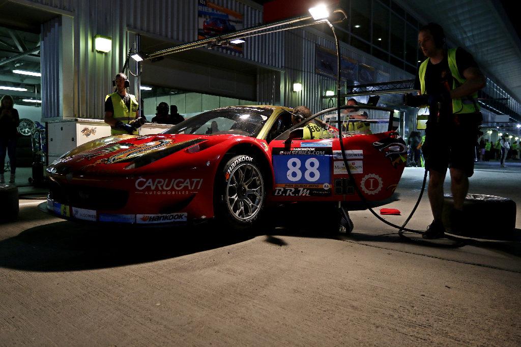 Dubai 24H 2016 Dragon Racing Ferrari458 GT3 70