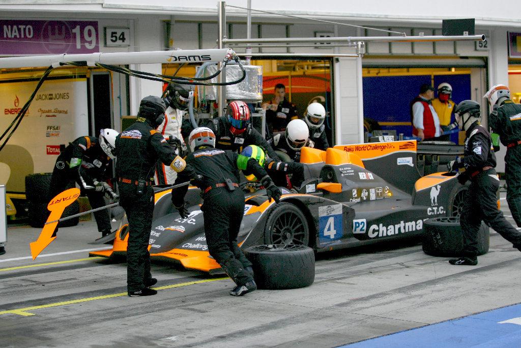 ELMS LMP2 Hungaroring 2013-46