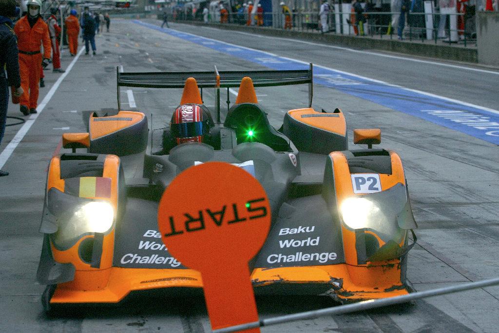 ELMS LMP2 Hungaroring 2013-49