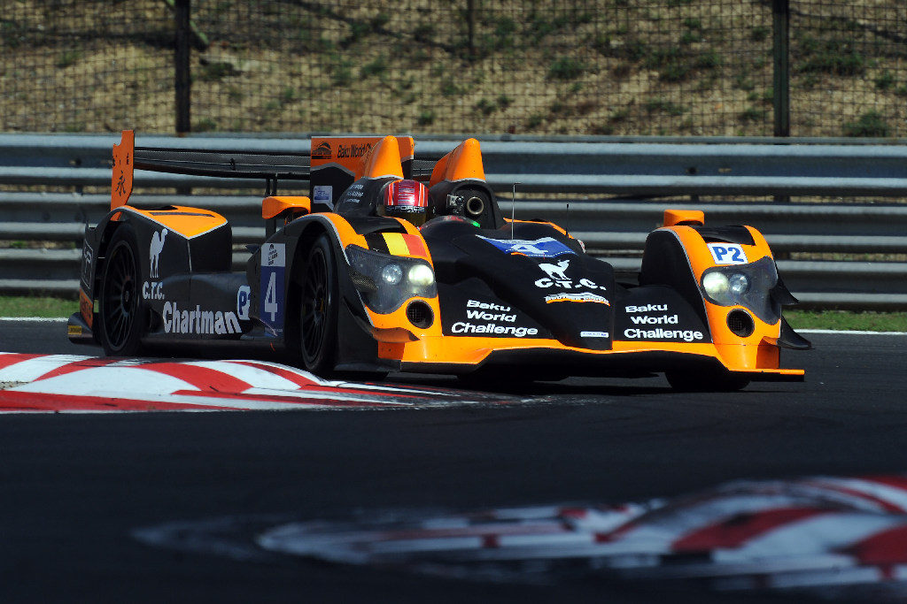 ELMS LMP2 Hungaroring 2013-6