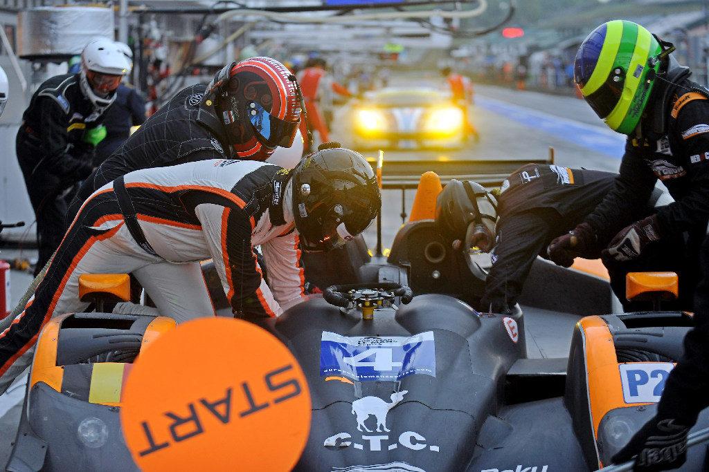 ELMS LMP2 Hungaroring 2013-8