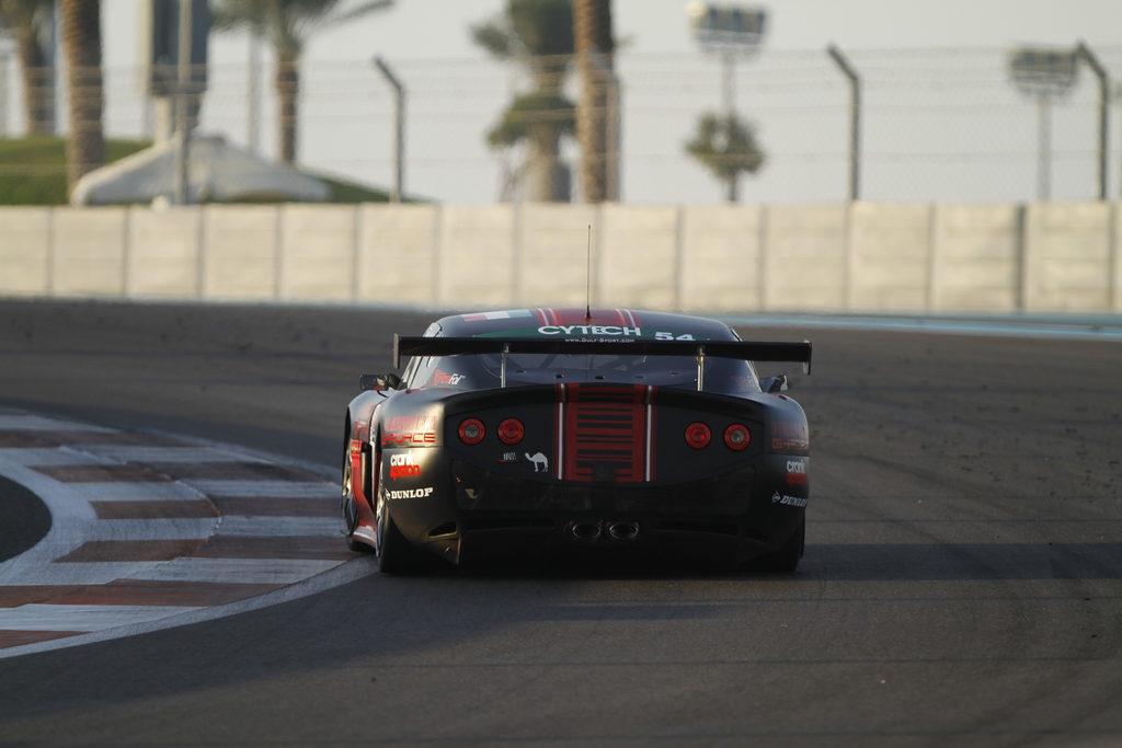 GT Cup UAE -2010-11-12-13
