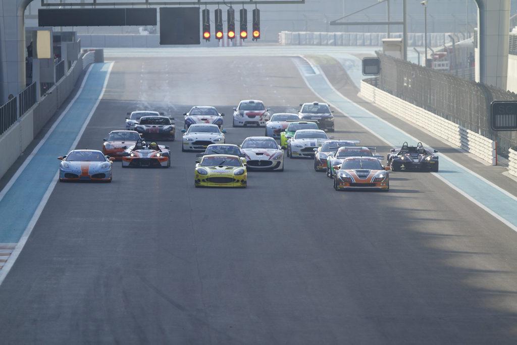 GT Cup UAE -2010-11-12-5