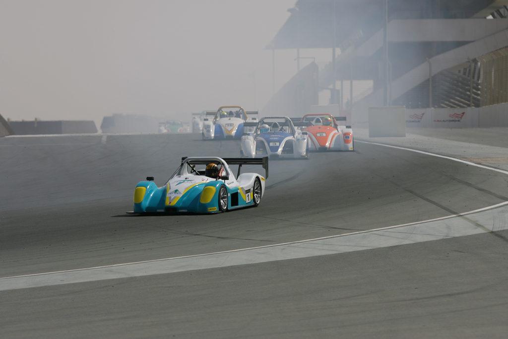 Radical SR3 UAE -2010-11-12-10